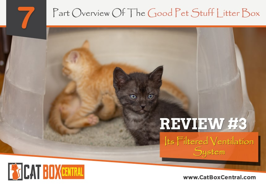 good pet stuff litter box